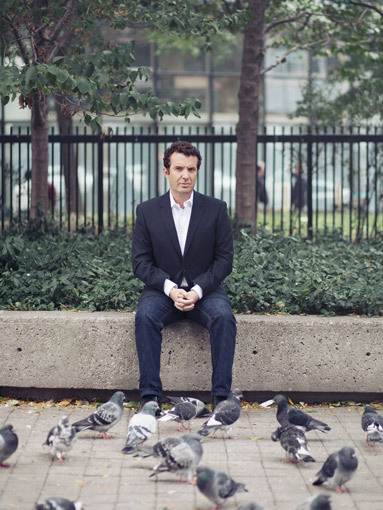 Jesse - Rick Mercer for The Grid