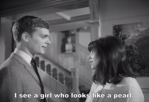 troublewithghosts:  david and lisa-1962