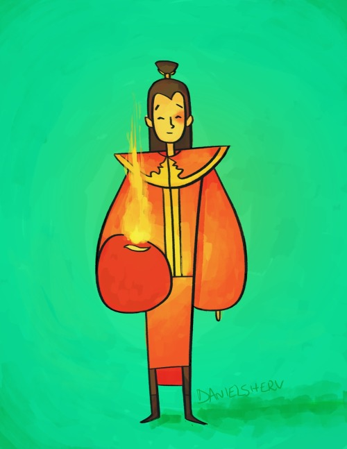 Colored up a Zuko sketch from school  yesterday :D GRRRR it always desaturates itself during upload, does anyone know why?
