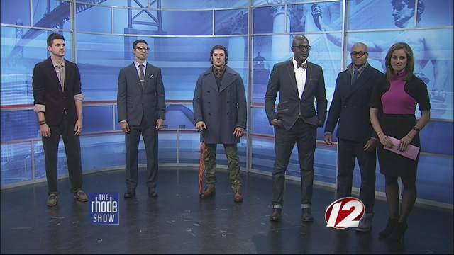 I stopped by The Rhode Show on WPRI12 to discuss Transtional Menswear.  Looks curated in the following order: Smart Casual; Transitional Business; Military-Inspired Business Casual; Elegant Casual. Special thanks to Alton Lane, Uniform Boston, Sault New England, Allen Edmonds, Ball and Buck, scott james, and Reiss.