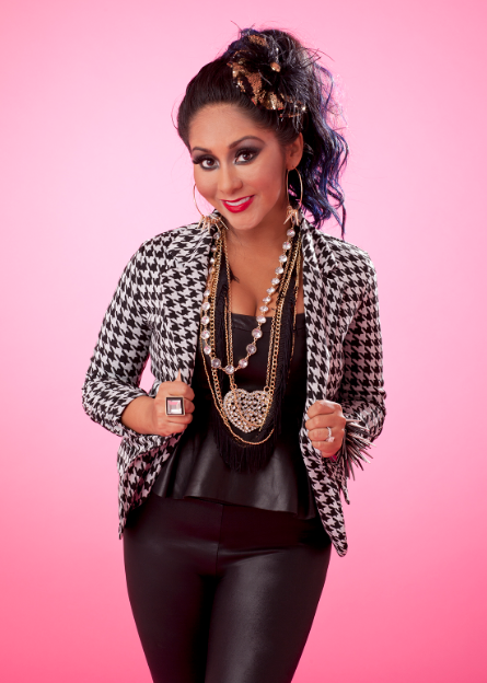 "Introducing Snooki Couture By Nicole Polizzi  A New Jewelry and Hair Accessories CollectionAvailable exclusively on StyleQueen.com For young women who star in their own personal tabloid life on Facebook, spend hours in ""makeup"" in their bedroom before instagramming selfies of themselves on their new iPhone5's, all in an act to emulate their celebrity idol, now there's a shortcut to one of the most compelling, iconic, attention seeking celebrities of this era - Snooki.    Created by Nicole ""Snooki"" Polizzi, a woman whose confidence, closet, and ""guidetteness"" inspire – SNOOKI COUTURE BY NICOLE POLIZZI. The line showcases her fashionable attitude in to an attainable lifestyle at a price that won't break the ATM.  Prices of the jewelry and hair collections start at just $9.99- less than a monthly round of the tabloid weeklies she stars in. While the accessory line is quickly finding a home on Nicole ""Snooki"" Polizzi's instagram as she self portraits photos of herself in her baubles on a daily basis, the collection is sold exclusively through StyleQueen.com. Style Queen is an online shopping destination dedicated to adorning women with the best assortment of fashion jewelry at an affordable price - falling seamlessly inline with Nicole's vision for her collection. SNOOKI COUTURE BY NICOLE POLIZZI introduces 4 capsules within the collection, including a not surprising animal theme she calls ""Wild Nights"", and a red carpet inspired ""Daily Glam"", an edgy and celestial inspired group called ""Stars and Studs"" a hair accessory collection called ""Top it Off."" All 4 capsules will be live on StyleQueen.com  on November 12th, the official launch date of SNOOKI COUTURE BY NICOLE POLIZZI.   ABOUT NICOLE ""SNOOKI"" POLIZZI Nicole ""Snooki"" Polizzi is the New York Times bestselling author of A Shore Thing, Confessions of a Guidette and Gorilla Beach. Famous for her trendsetting pouf hairstyle, her small stature, and her acrobatic moves on the dance floor, she is the breakout star of MTV's Jersey Shore, the highest-rated shows in the network's history. Polizzi's new show ""Snooki & JWoww"" is currently headed into its second season chronicling her pregnancy and engagement, her friendship with Jenni ""JWOWW"" Farley and their lives and loves away from Seaside Heights, NJ.  The new mom to Lorenzo has been parodied on Saturday Night Live, appeared on almost every major talk show, and been featured in The New York Times. The constantly expanding ""Snooki"" by Nicole Polizzi brand includes slippers, sunglasses, tanning and sunless lotions, headphones, phone/tablet accessories, apps, handbags, fragrances, sandals, boots, beauty and hair products. Visit her online at snookinicole.com."