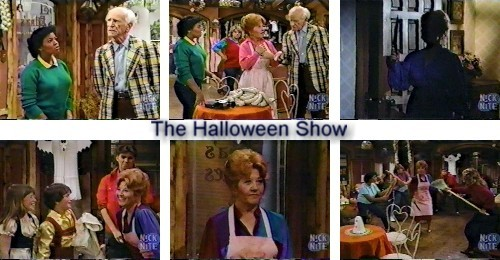 The Facts of Life are all about you…and Halloween.