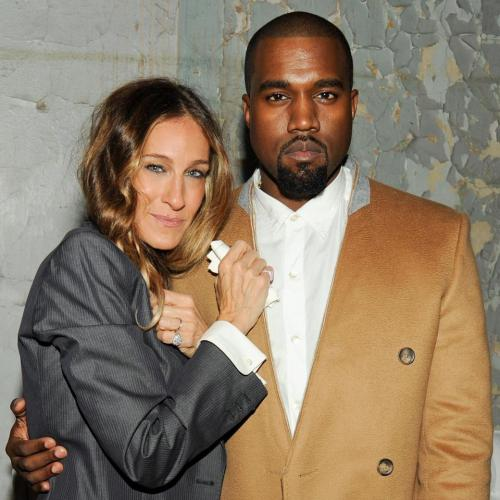 Sarah Jessica Parker and Kanye West…