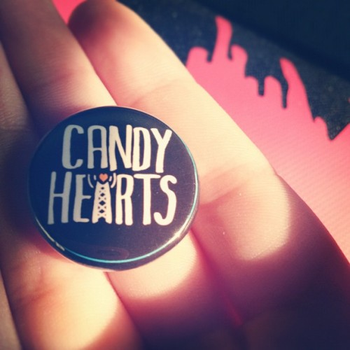 candyheartsband:  I love how these came out