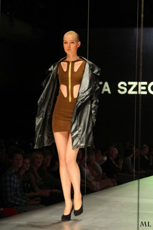 Kata Szegedi 2012 F/W at MC fashion days