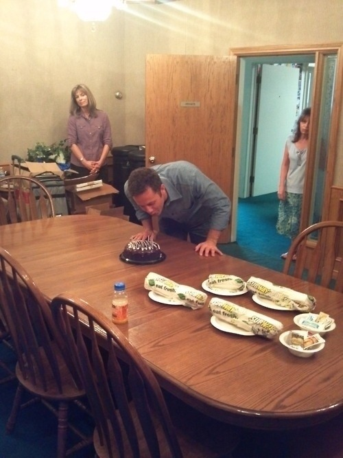 ryanhatesthis: A friendly reminder that this photo of Kirk Cameron's birthday party is probably the most depressing image that exists on the internet.