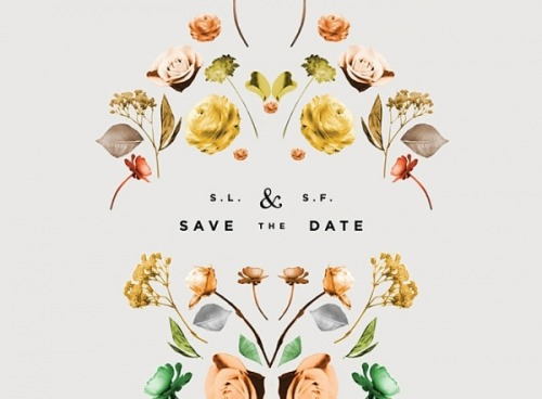 visualgraphic:  Save The Date