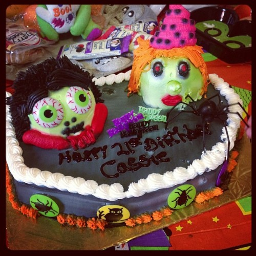 Best cake ever!!!!! Cody singing was wayyy better tho haha