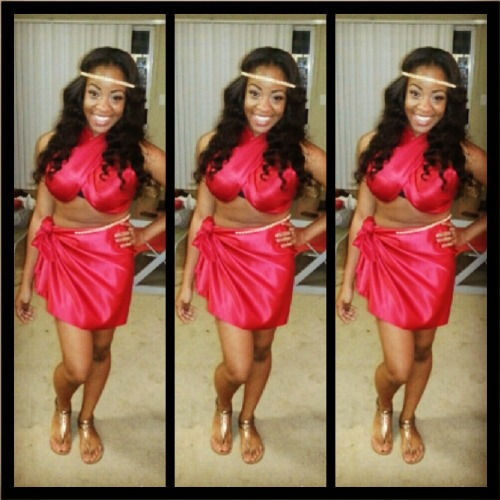 #Toga5 party Saturday. I enjoyed myself ^__^. It was LIVE.