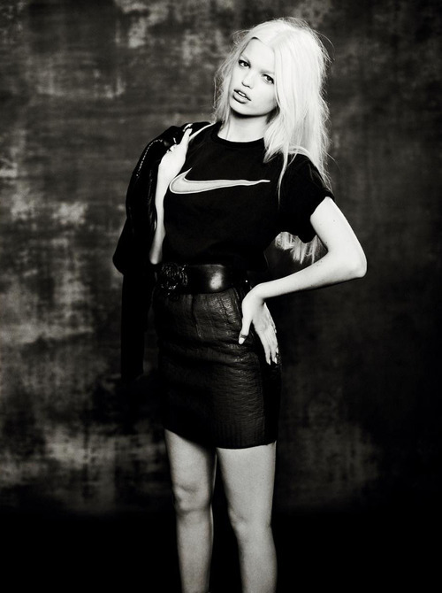 Daphne Groeneveld by Mariano Vivanco for Muse Fall 2012