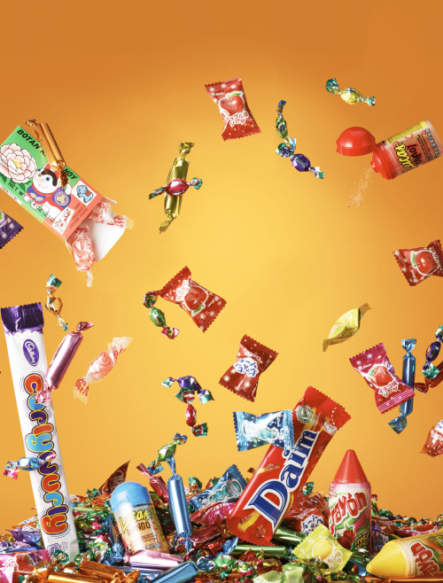SWEETS INVASION: 8 International Candies we LOVE!