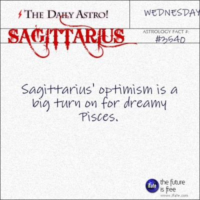 Sagittarius 3540: Check out The Daily Astro for facts about Sagittarius.and get a free online I Ching reading here