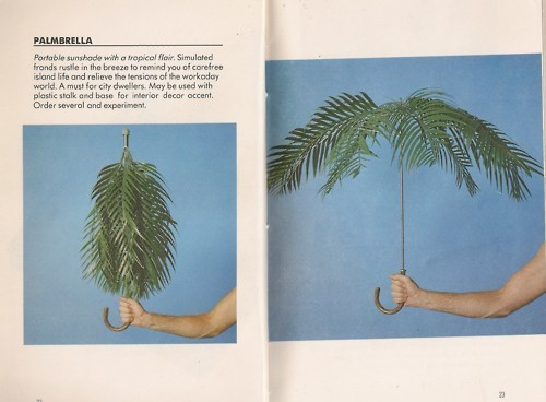 profound-parachute:  glassbonespaperskin:  under my palmbrella ella ella eh eh eh  this is clearly super ineffective for actually keeping you dry