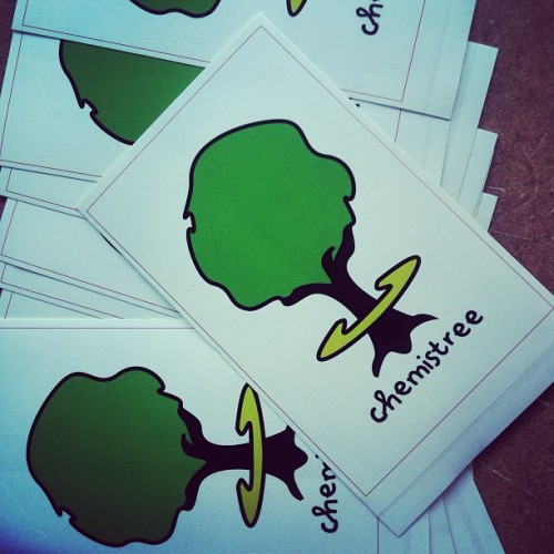 We got new stickers in. Get at us so we can shut the city down.