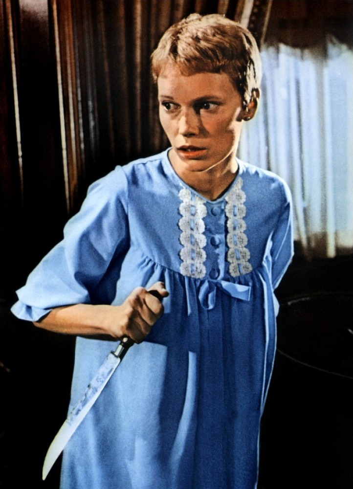 amy-blue:  Rosemary's Baby (1968)