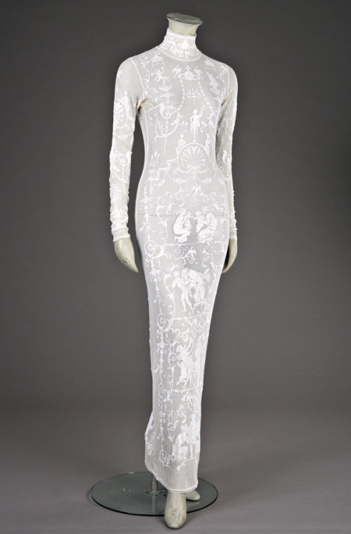 omgthatdress:  Dress Vivienne Westwood, 1992 Kerry Taylor Auctions