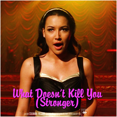 3x14 On My Way | What Doesn't Kill You (Stronger) Requested Alternative Cover