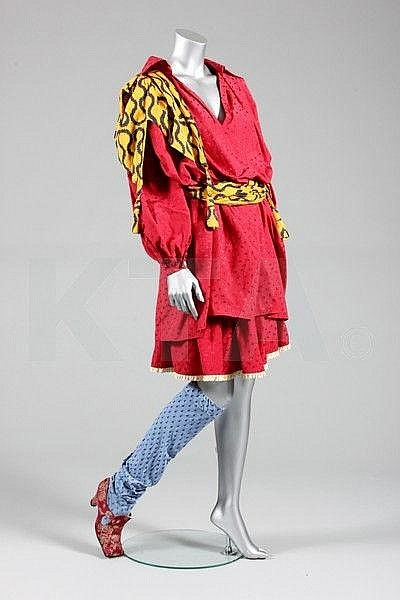 omgthatdress:  Ensemble Vivienne Westwood, 1981 Kerry Taylor Auctions