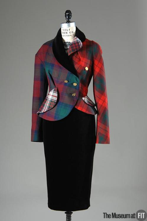 Suit Vivienne Westwood, 1983 The Museum at FIT