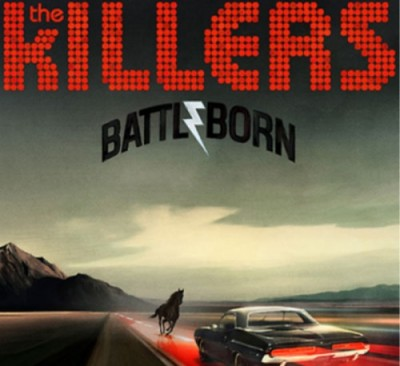 ALBUM STREAM: THE KILLERS - BATTLE BORN