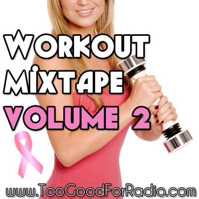 DOWNLOAD 20 SONG WORKOUT MIXTAPE