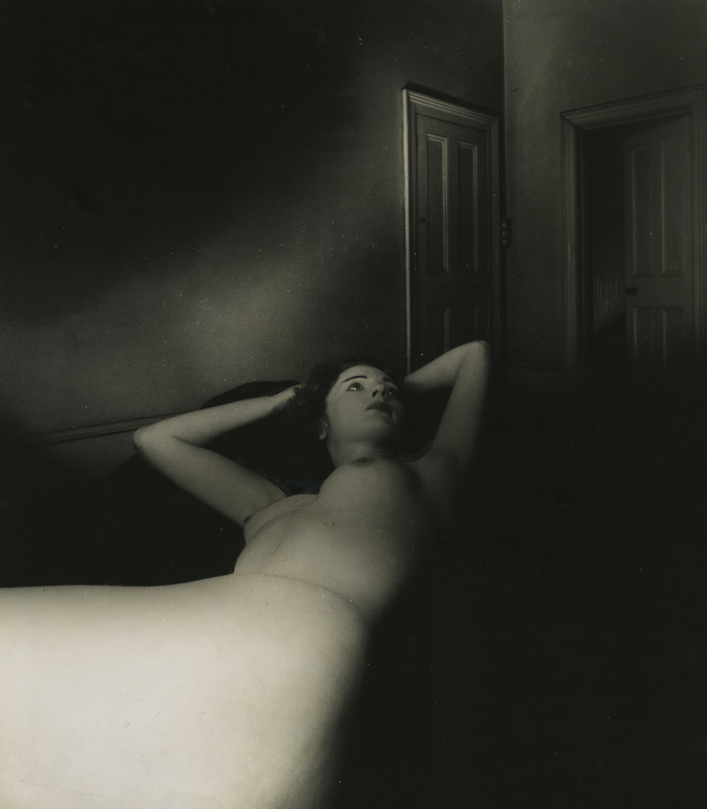 Reclining Nude by Bill Brandt, 1957