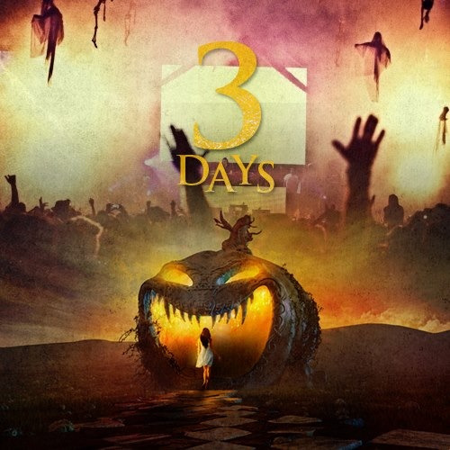insomniacevents:  Make a clean getaway at Escape From Wonderland in 3 days!