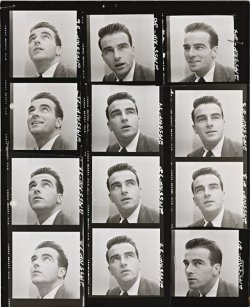 hedda-hopper:  Montgomery Clift (1951), by Norman Parkinson
