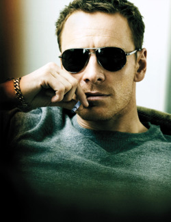 bohemea:  Michael Fassbender - GQ by Mario Testino, June 2012