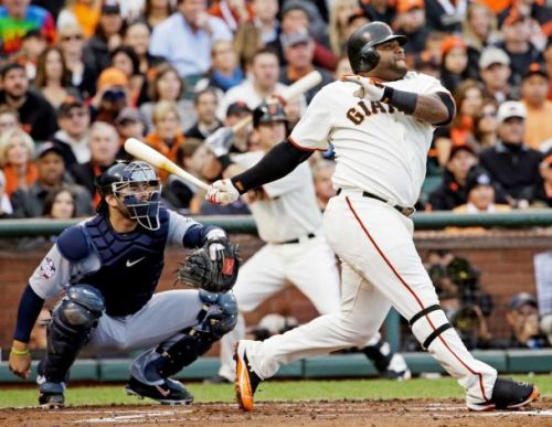 Panda express: Giants jump out quickly in Series