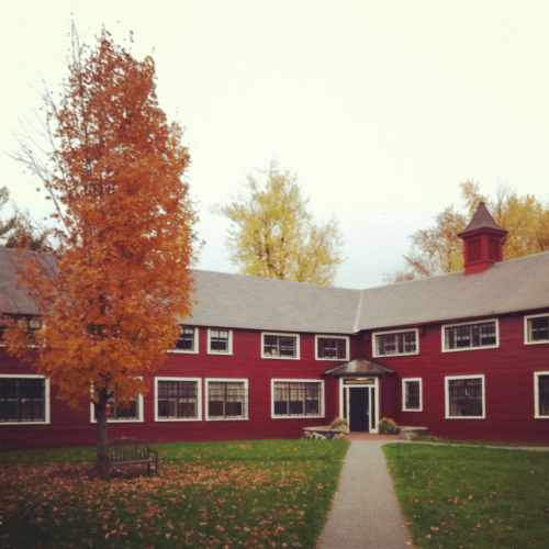 Life at Bennington College is beautiful.