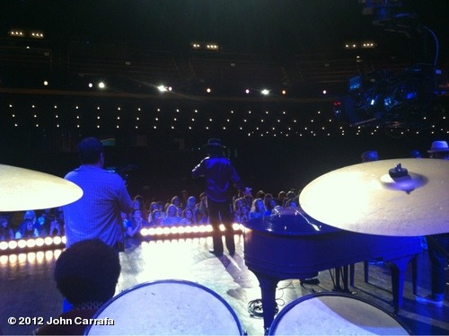 Drummers POV… opryView more John Carrafa on WhoSay