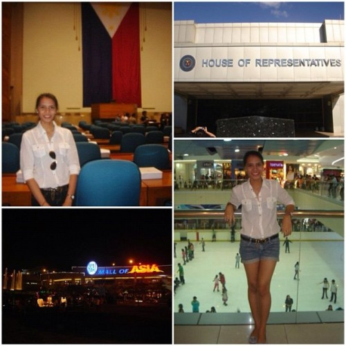 10-25-11 #HouseofRepresentatives #SMMallofAsia