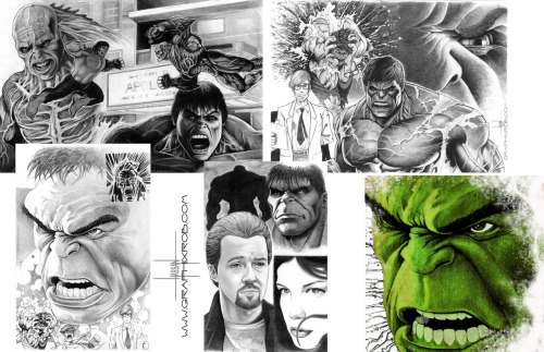 Hulk Smash combo by GraphixRob Website || Deviantart || Tumblr