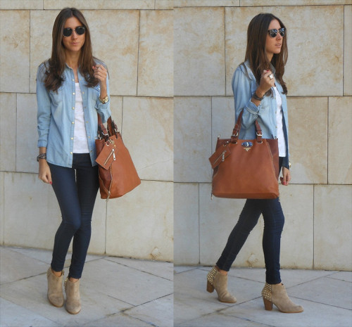 No denim rules (by Silvia Closet)