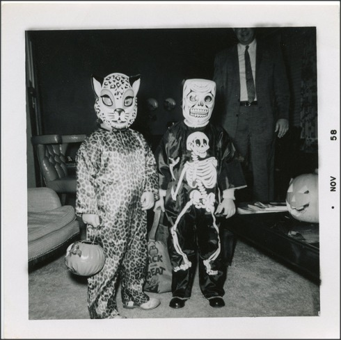 Trick or Treat, 1958  unexpectedtales