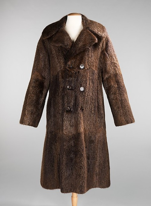 Coat 1969 The Metropolitan Museum of Art