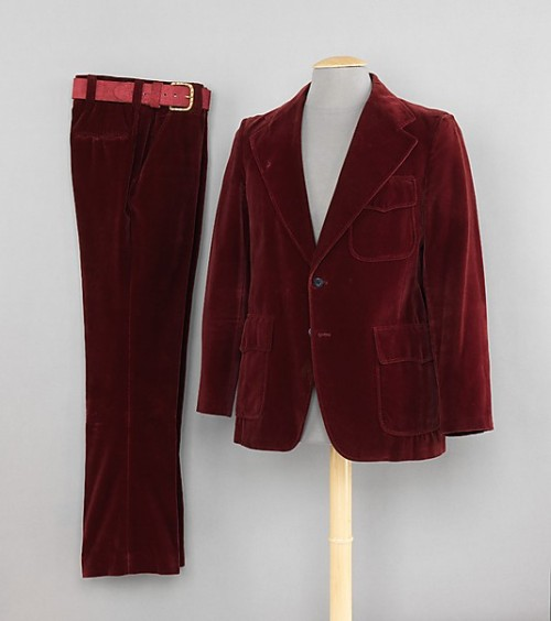 Suit 1972 The Metropolitan Museum of Art