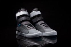 "Supra ""Nova Pack"" A sneaker collaboration might provide a much-needed boost in funding, but no, Supra's latest tag team effort is not a joint effort with the Public Broadcast System.  Instead, the Supra ""Nova Pack"" is intended to produce a spacey vibe thanks to vibrant turquoise accents on otherwise tonal grey makeups.  Both the Supra S1W and Society feature white speckling on the cracked leather that contrasts their Satin TUF sections, while the Skytop III instead applies a black splatter to its blue midsoles. (via Supra ""Nova Pack"" 