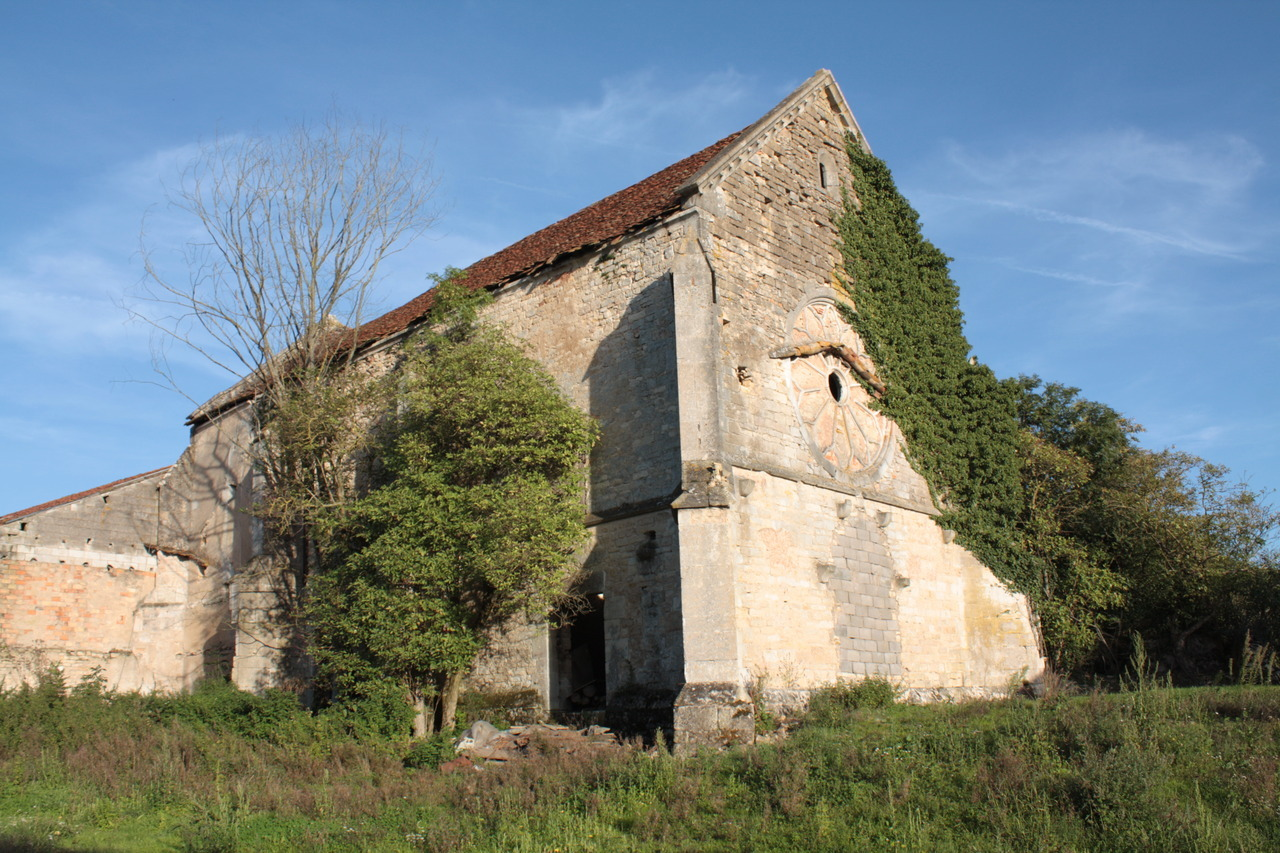 Dear followers, This beautiful building is the Templar chapel of Libdeau, near Toul (Lorraine, France). However, it is decaying very fast and it needs help. Plans for restoration are already finished, all that remains is, of course, the money. If you want to help, you can donate via PayPal or by cheque:  Ordre of CERCTL 22 rue de Liverdun 54380  Saizerais FRANCE, or at least share this post. Thank you! Here are some additional links in case you want to see more about the project. Video1 Video2 Facebook