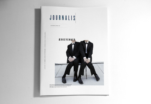 Journalisten Magazine by Phong Phan