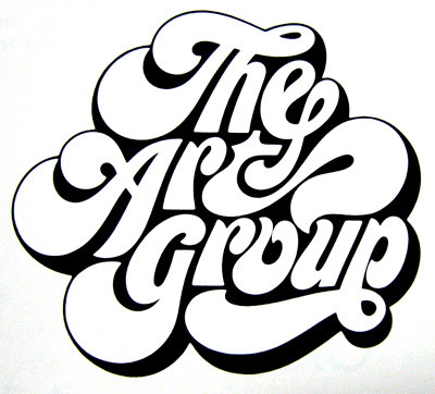Typeverything.com - The Art Group by Unknown. (via SO MUCH PILEUP)