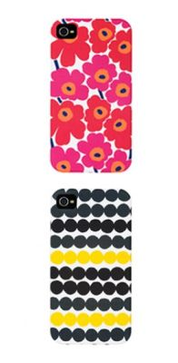 Marimekko iPhone case out late October. Via Marimekko.