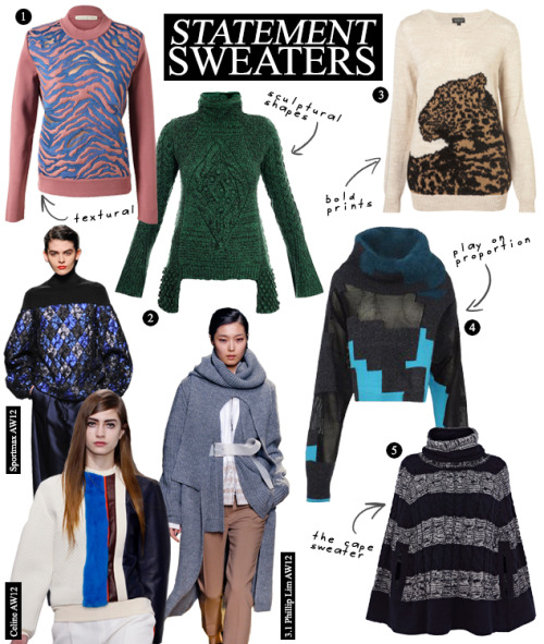 Styloko Blog: Statement Sweaters
