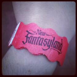 Let it begin #disney #fantasyland