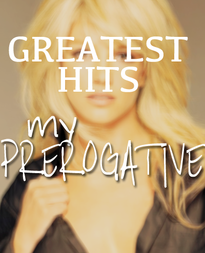 iheartgodney:  Britney Spears - Records collection