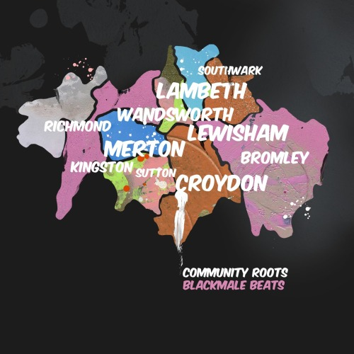 Community Roots Mixtape CoverDesigned By Sunil Pawar from www.slingshotlondon.co.ukRelease Date - 08/11/2012