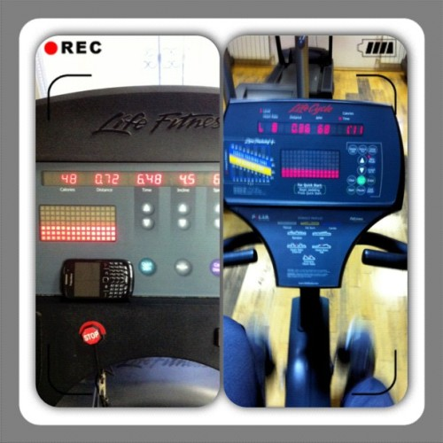 #instacollage Aerobic exercises and low-carbohydrate diet my choice now.