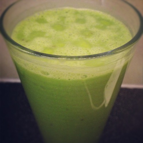 #Green #Smoothie #GreenSmoothie #Healthy #Fit #Fitness #Raw #RawFood #Food #iphone5 #iphoneonly #iPhone #instagramhub #instagood #instagood  #iphoneography #instadaily #igers #instagramers #