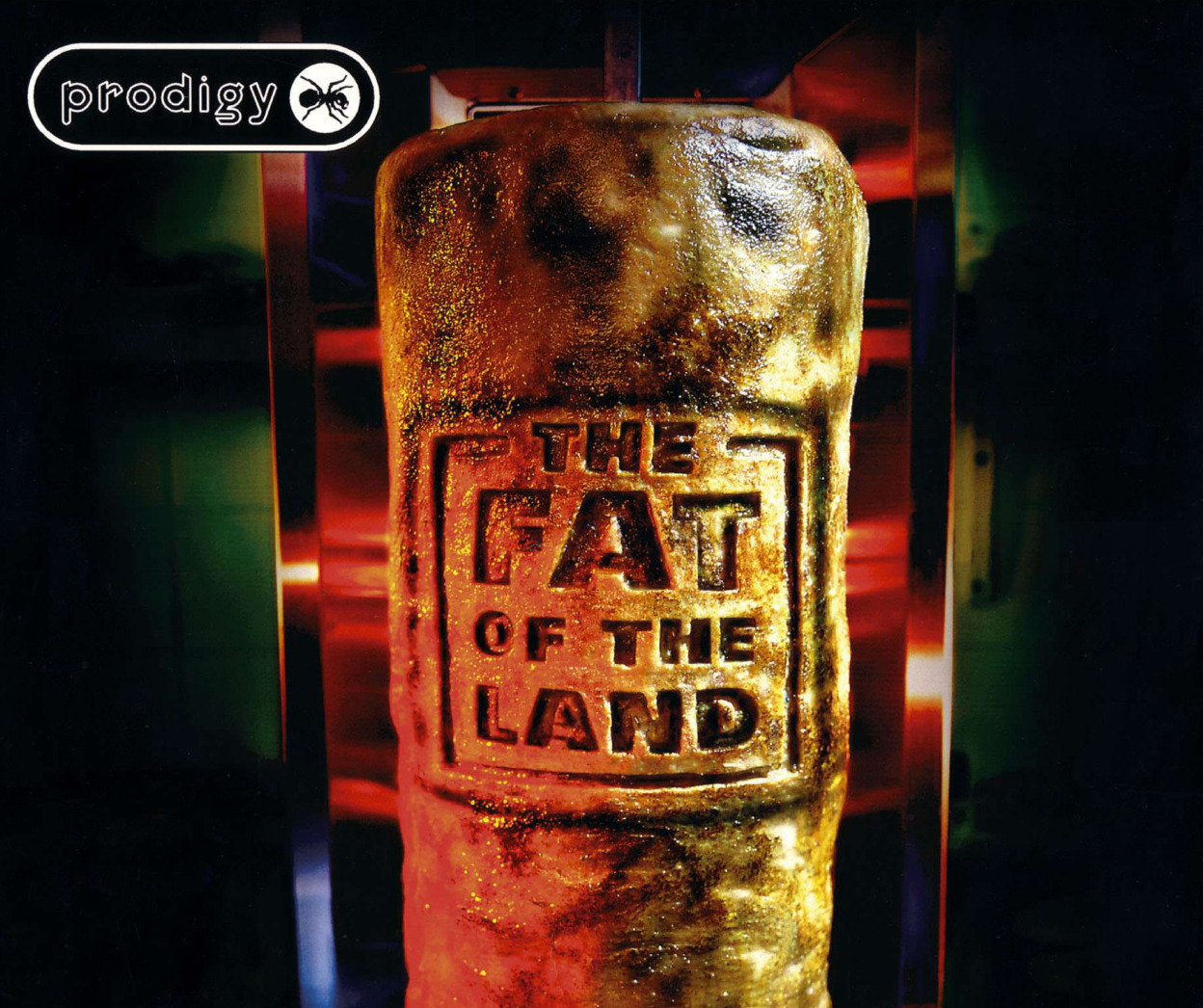 xlrecordings:  CACHED - The story behind The Prodigy's The Fat Of The Land album cover